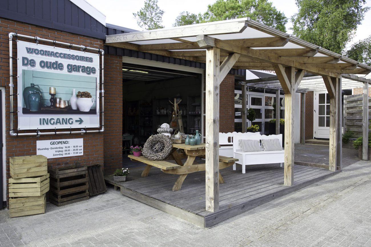 oldekerk oude garage