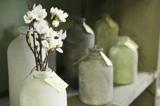 vaasje bloemen oldekerk